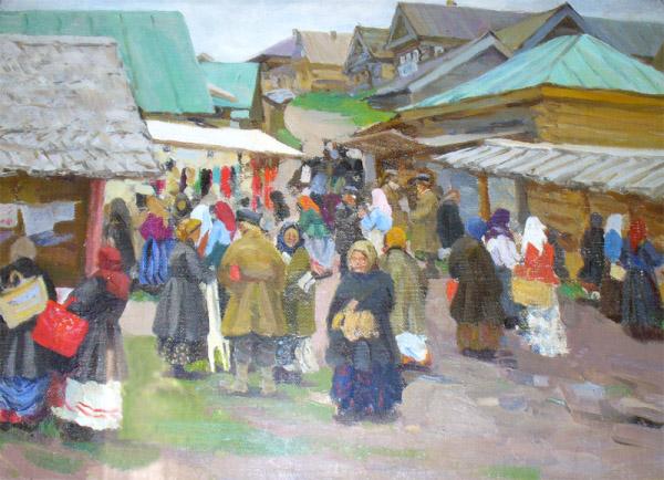 Бычков Вячеслав Павлович 1877-1951