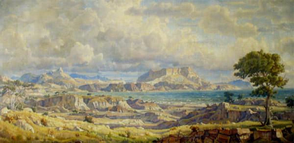 Богаевский Константин Федорович 1872-1943