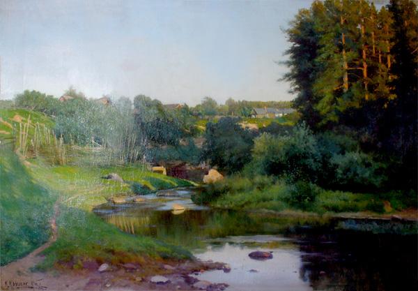 Крыжицкий Константин Яковлевич 1858-1911