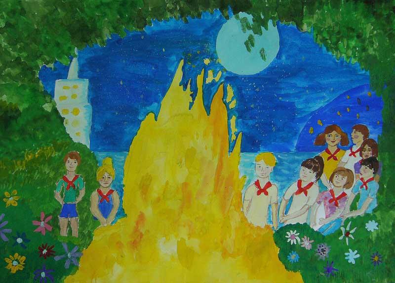 К Международному Дню защиты детей в Сочинском Художественном музее