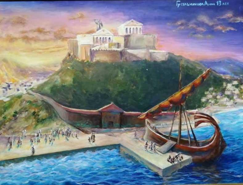 2500 лет Боспорскому царству в Сочинском художественном музее
