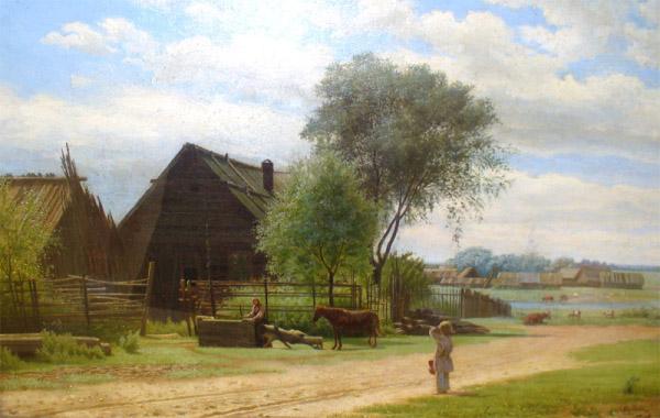 Клодт Михаил Константинович 1832-1902