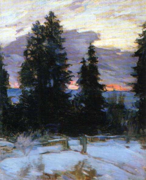 Архипов Абрам Ефимович 1862-1930