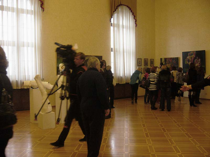 Антропологический импрессионизм в Сочинском художественном музее