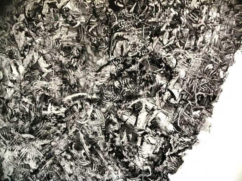 Персональная выставка Игоря Берсенёва (BERINI) в Сочинском художественном музее