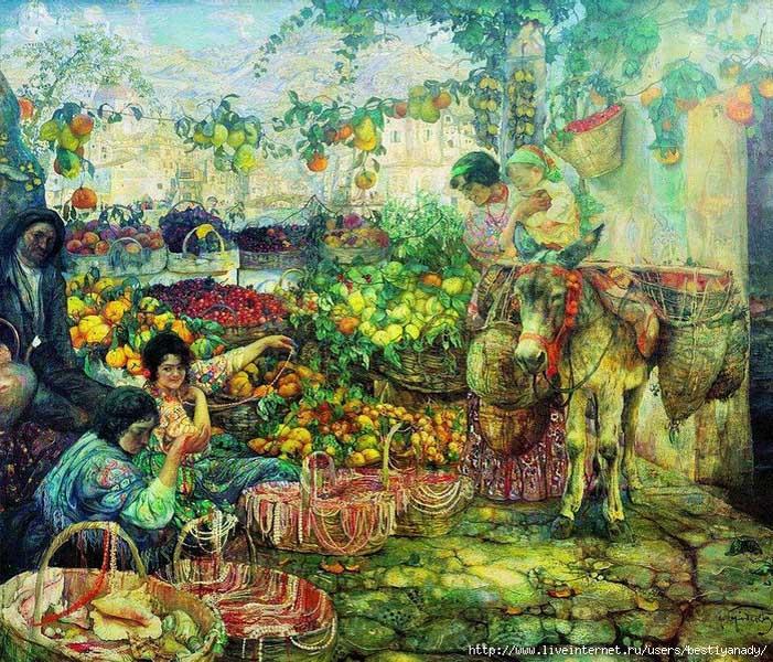 И.И.Бродский. Юбилей художника в Сочинском художественном музее