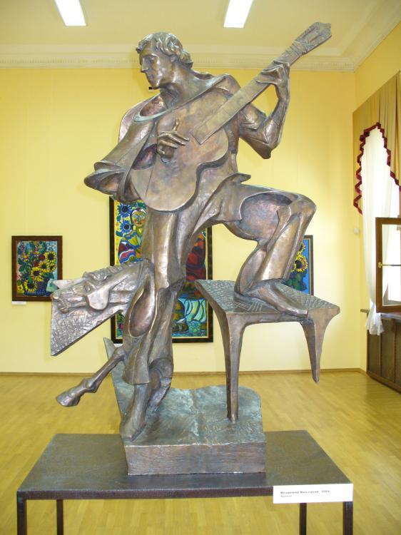 Зураб Церетели в Сочинском Художественном музее
