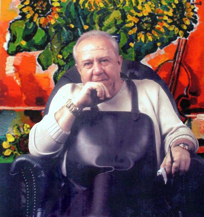 Зураб Церетели в Сочинском Художественно музее