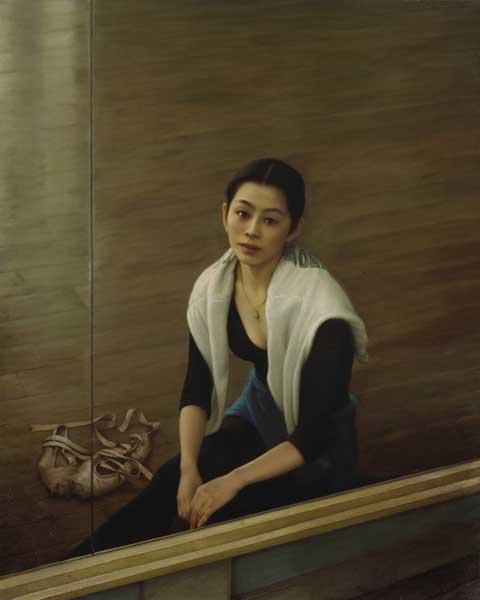 Российско-китайская художественная выставка От жизни, выше жизни в Сочинском Художественном музее