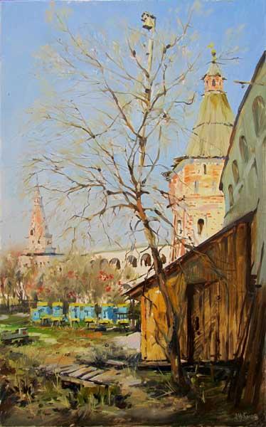 персональная выставка Антона Чубакова Душа хранит в Сочинском художественом музее