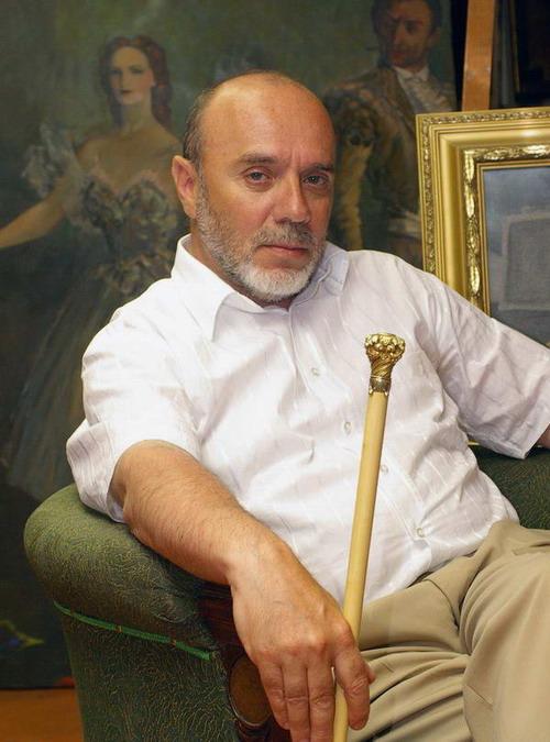 Хрисанов Петр Александрович