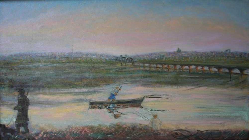 Персональная выставка Владимир Донец в Сочинском Художественном музее