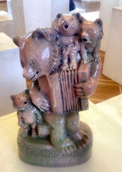 Персональная выставка Авторская керамика Владимира Елисеева в Сочинском Художественном музее