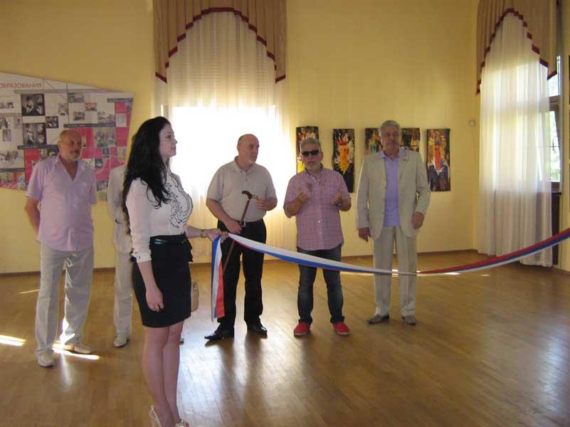 Форум дизайнеров 2013 в Сочинском художественном музее