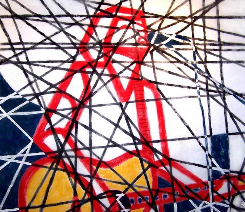 Персональная выставка Клара Голицына Привет, Сочи! в Сочинском Художественном музее