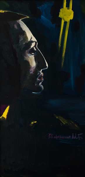 Персональная выставка Миланы Гварамия Лицом к лицу в Сочинском Художественном музее