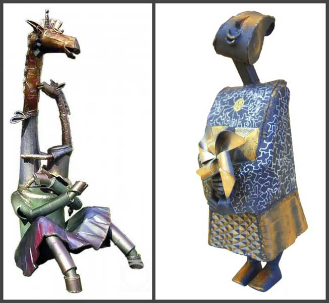 Акоп Халафян, 66 до и после в Сочинском Художественном музее