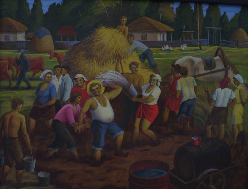 Художники Юга - за чистую воду