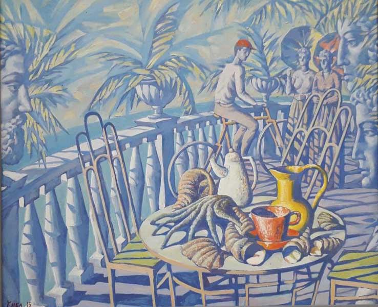 Художники Сочи — городу в Сочинском Художественном музее