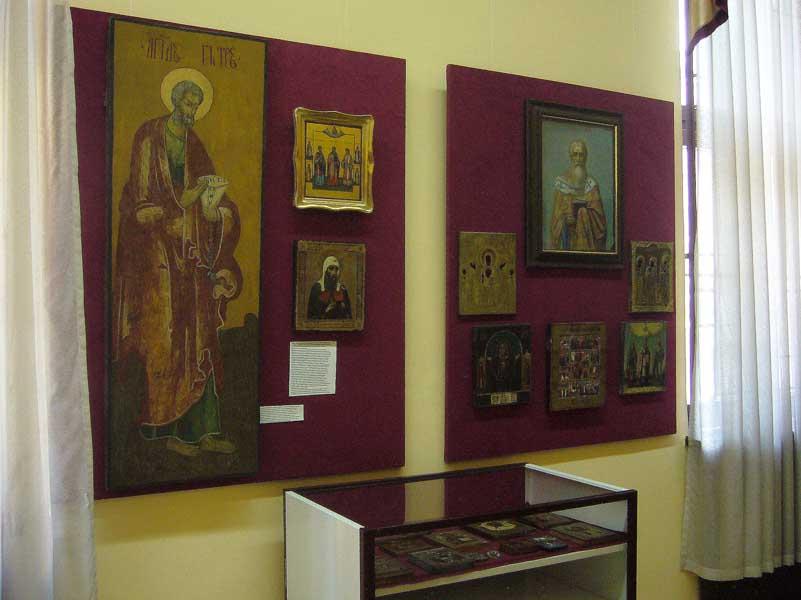Иконы ХVIII - XX вв. из частных коллекций