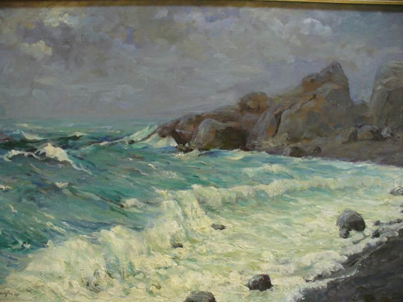 Классика морского пейзажа