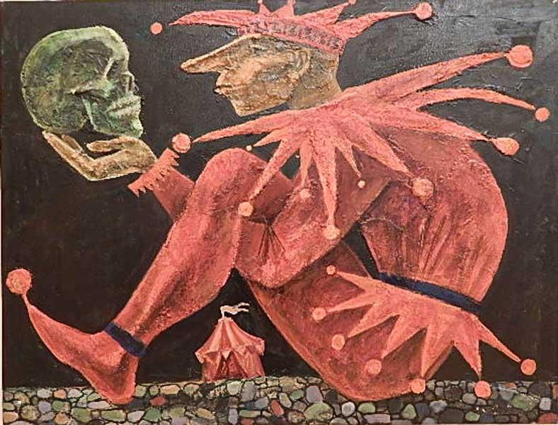 Персональная выставка работ Игоря Клюшкина Шапито-13 в Сочинском художественном музее