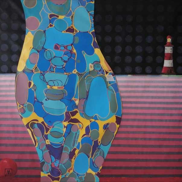Конфигурация - выставка Олега Корчагина и Игоря Максименко в Сочинском Художественном музее
