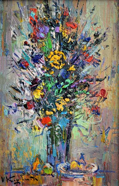 Виталий Коробейников, персональная выставка в Сочинском Художественном музее