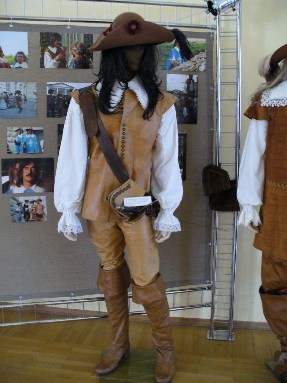 Исторический  кинокостюм