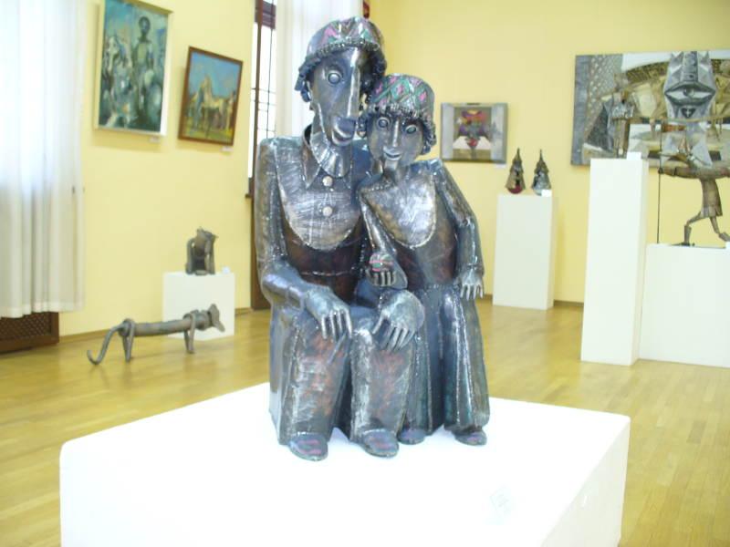 Выставка Проекция красоты Акоп Халафян