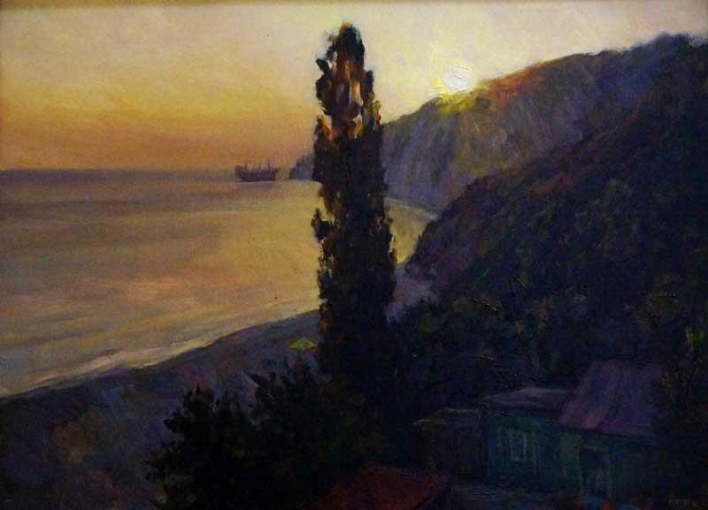 Арт проект Мост искусств Крым-Кубань в Сочинском Художественном музее