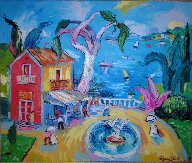 Картина Куманяева
