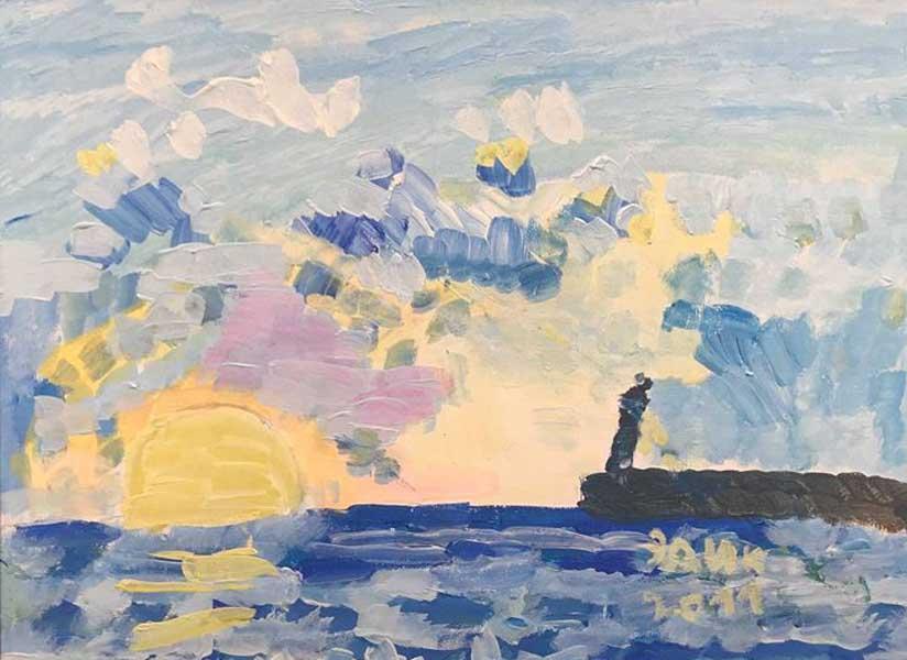 Персональная выставка Эдуард Кундакчян в Сочинском Художественном музее