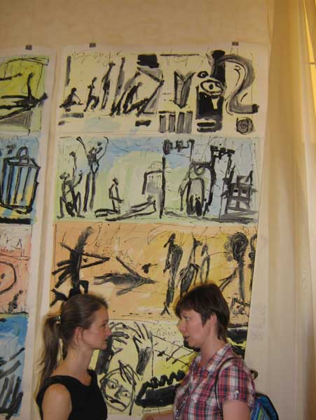 Выставка Квадролог-2013 в Сочинском художественном музее