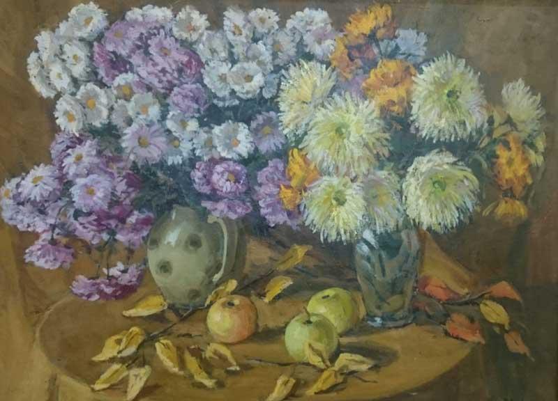 Сочинский художник Леонид Лучевский в Сочинском Художественном музее