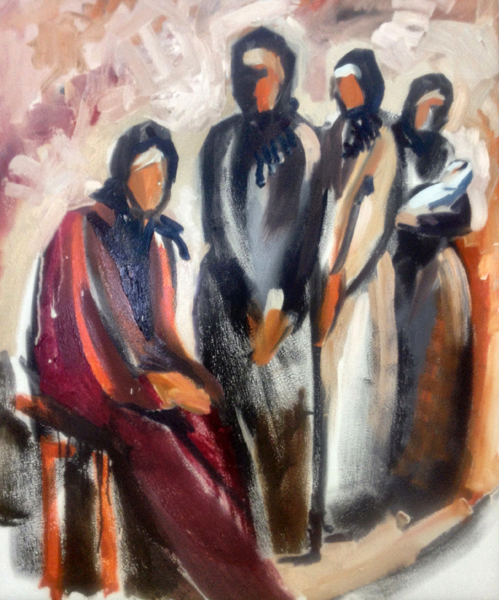 Всероссийская художественная выставка-конкурс МатриархART в Сочинском художественном музее
