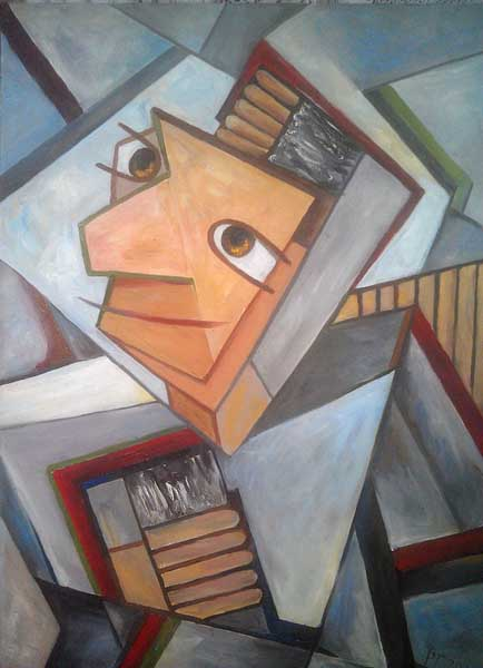 Молодые художники сочинской арт-группы Станция представляют новые работы на своей седьмой выставке Мечты поэта