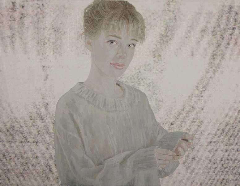 Настя Миро Выставка Шум в Сочинском художественном музее