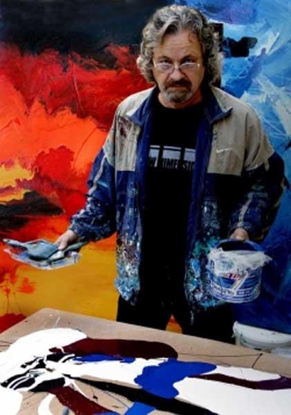 Владимир Олейник в Сочинском художественном музее