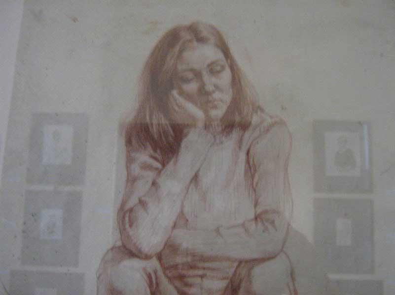 Классический портрет в Сочиснком художественном музее