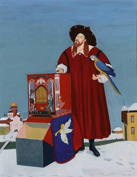 Персональная выставка Юрия Рысухина в Сочинском Художественном музее