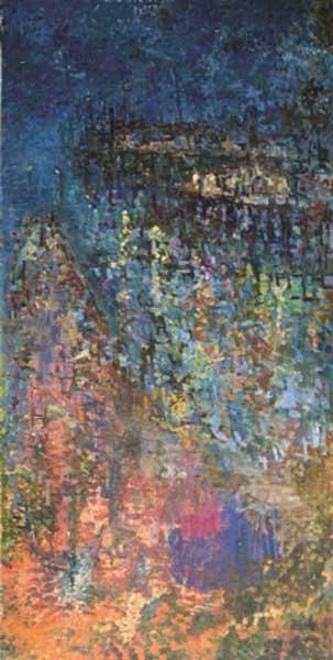 Семенцов Александр Николаевич в Сочинском Художественном музее