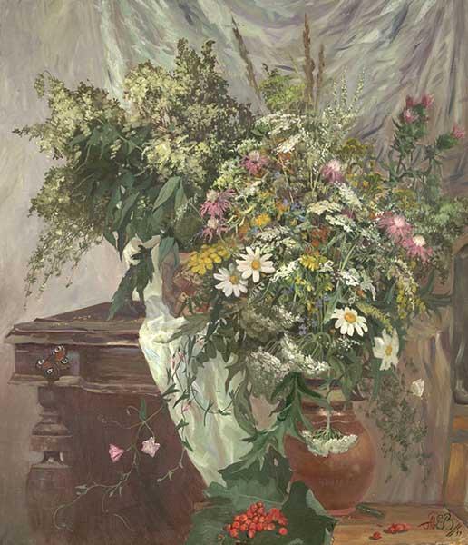 Симфония красок в Сочинском Художественном музее