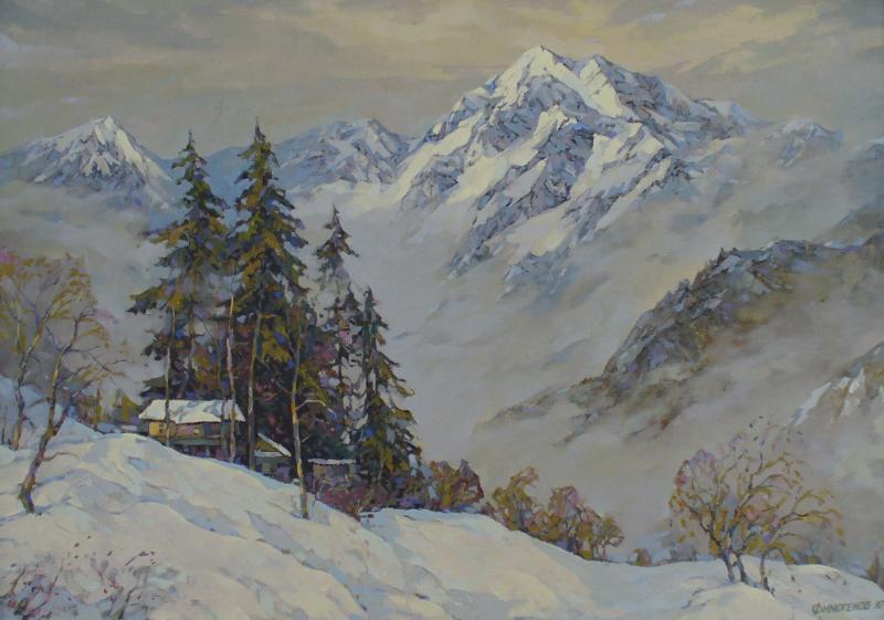 Российские просторы (живопись XX века)