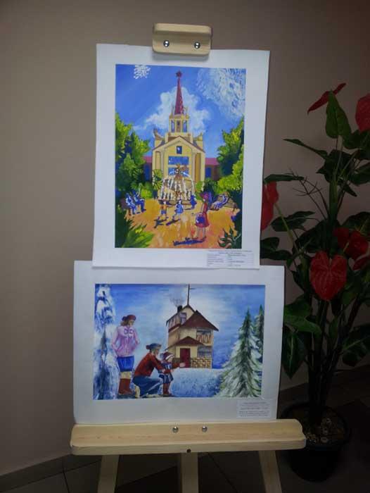 Люблю тебя, мой СОЧИГРАД выставка в Сочинском Художественном музее