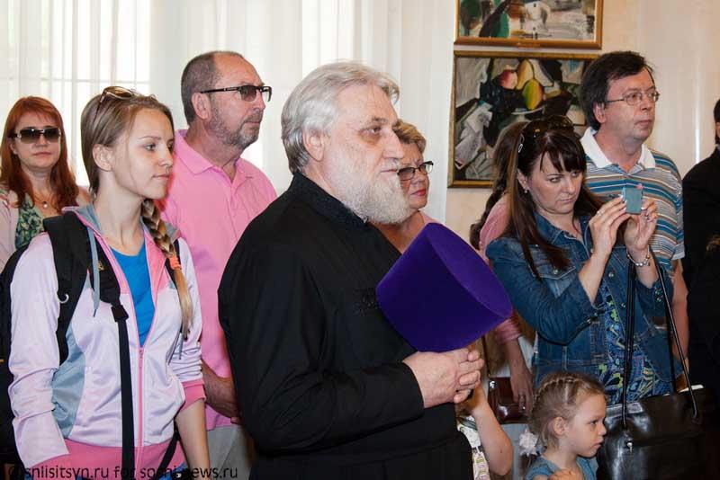 Выставочный проект: Соловки. Голгофа и Воскресение. в Сочинском Художественном музее