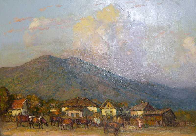 Юбилейная региональная художественная выставка