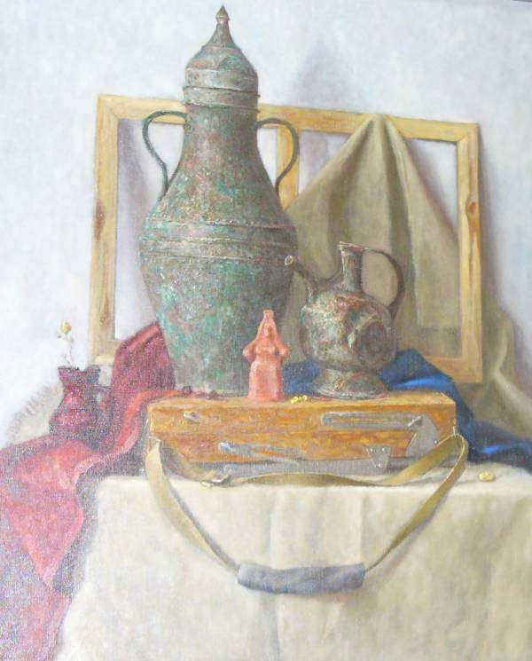 Загорская Н.В Красное и синее