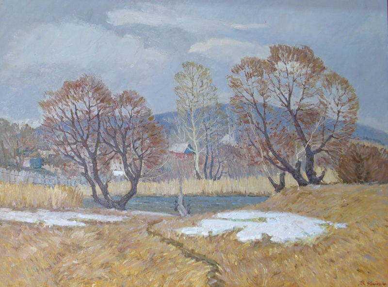 Чайкин В.М. Последний снег