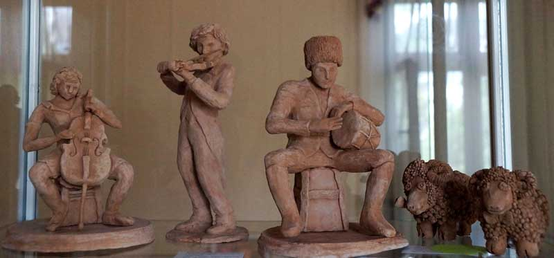Весенняя палитра в Сочинском Художественном музее